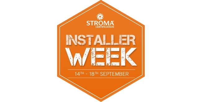 Popular - Stroma Certification announces special Installer Week promotion