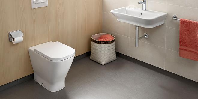 Roca new WC