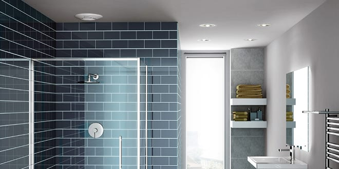 Popular - Xpelair launches Simply Silent Shower Fan Complete