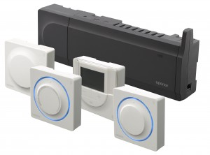 Uponor's new Smatrix controls range - 1 (product)