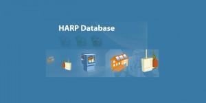 harp database web