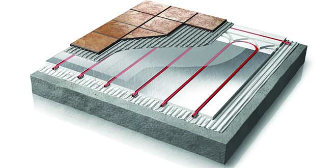 Popular - How to fit a hydronic underfloor heating system