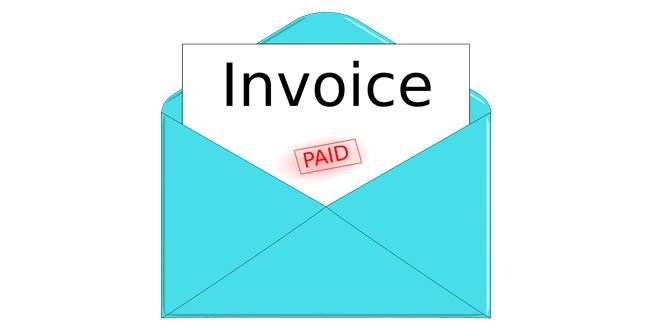 invoice web