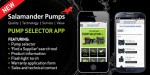 Salamander Pumps launches new pump selector app