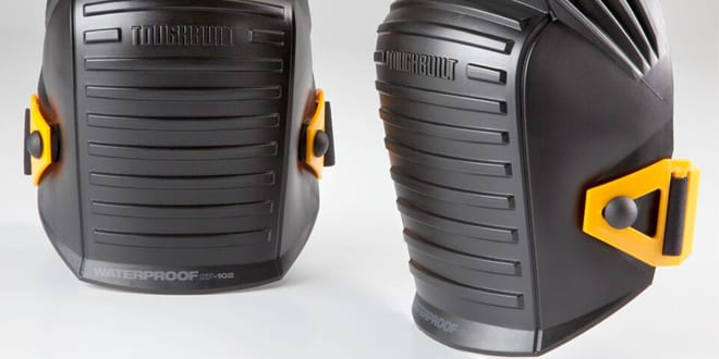 Popular - New range of ToughBuilt Knee Pads launched