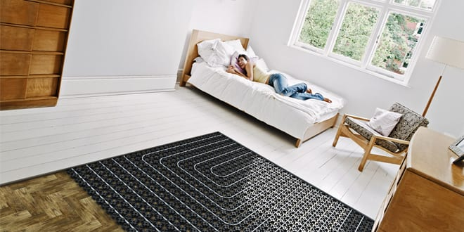 Popular - Dispelling the myths about retrofitting underfloor heating