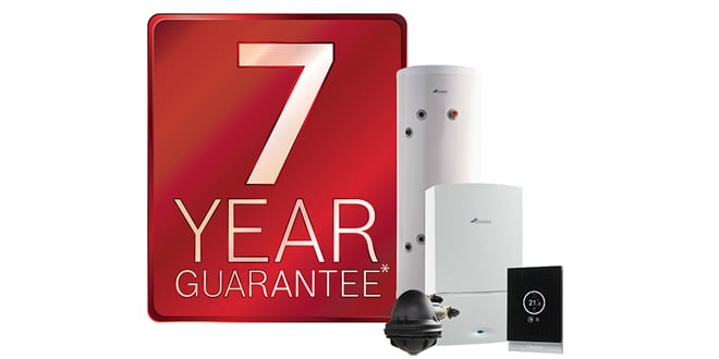 Popular - Get extended warranties on Worcester products