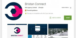 Bristan connect web