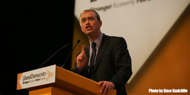 Popular - BSRIA comments on Tim Farron's speech at the Liberal Democrat Party Conference