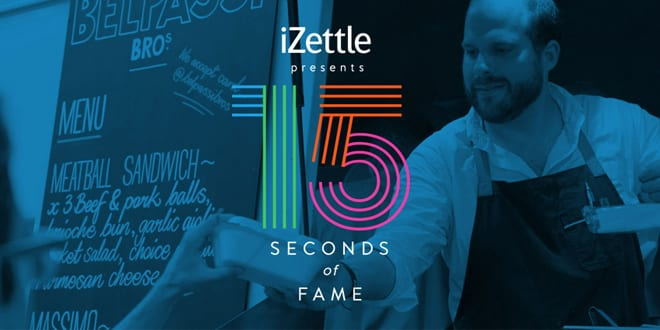 Popular - iZettle gives away prime time advertising to seven small businesses