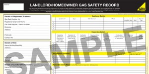Landlord gas safety web