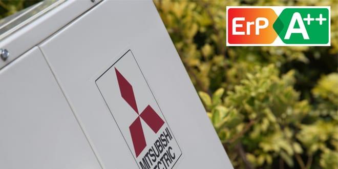 Popular - Mitsubishi Ecodan air source heat pumps get A++ rating