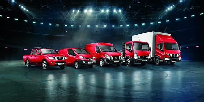 Popular - Nissan launches five year warranty on commercial vehicles
