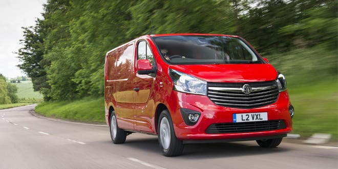 Popular - Vauxhall Vivaro gets top honour at Commercial Fleet Awards