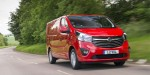 Vauxhall Vivaro gets top honour at Commercial Fleet Awards
