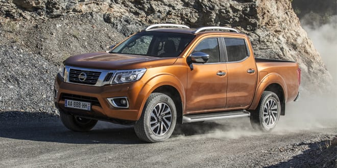 Popular - The all-new Nissan NP300 Navara pick-up