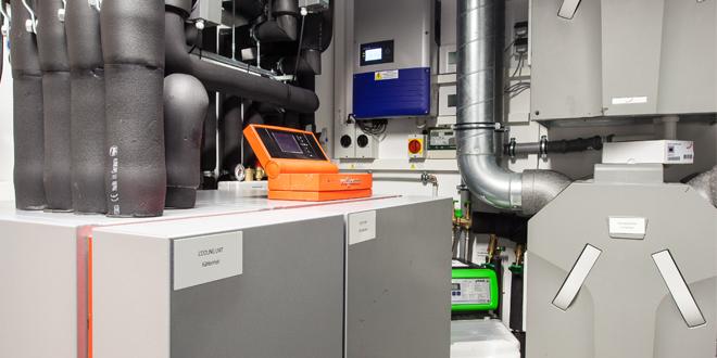 Viessmann heat pump ice web