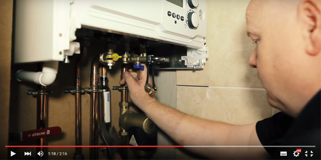 A Facebook group for installers recommends Ideal Vogue as the best ...