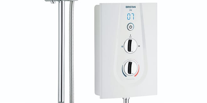 Popular - Bristan updates Joy thermostatic shower