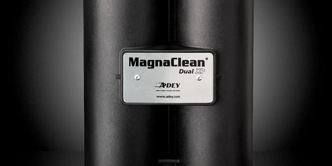 Popular - ADEY launches new MagnaClean DualXP filter