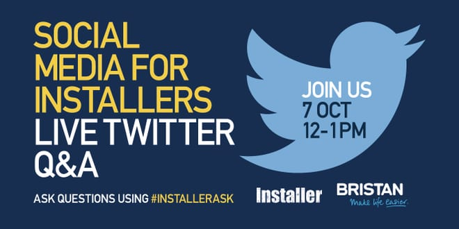 Popular - How can social media benefit your business? #InstallerASK