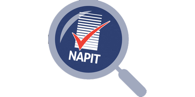 Napit magnifying web
