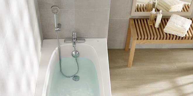 Popular - Roca has launched new Malaga acrylic bathtub