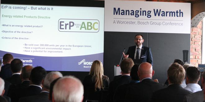 Worcester Bosch Managing Warmth