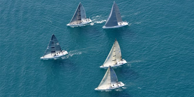 Popular - Continental Underfloor's MD takes on Round the World Yacht Race