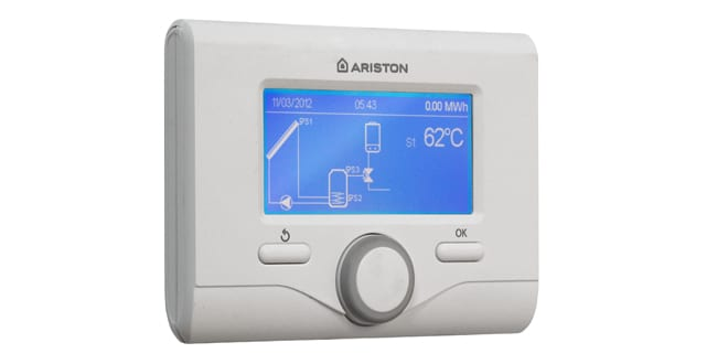 Popular - New Ariston SENSYS control launched