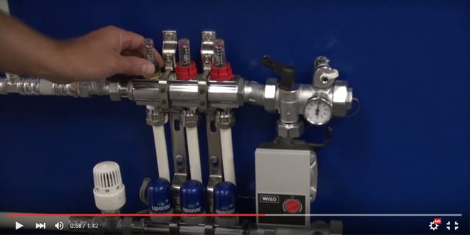 Popular - How to auto-balance Underfloor Heating Systems