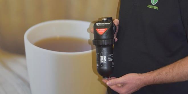 Popular - Installer company now fits Boilermag filter as standard