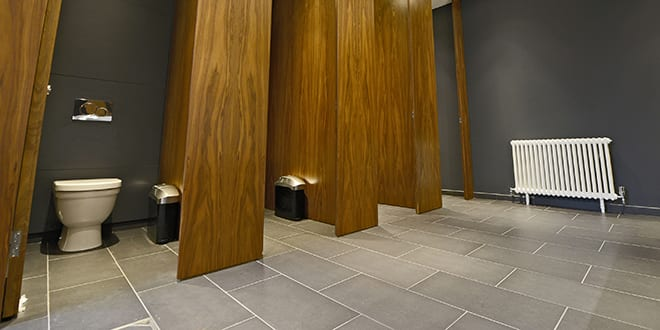 Popular - Top tips for designing and installing public washrooms