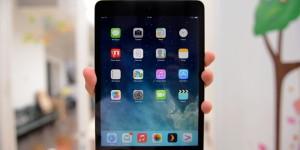 iPad mini web