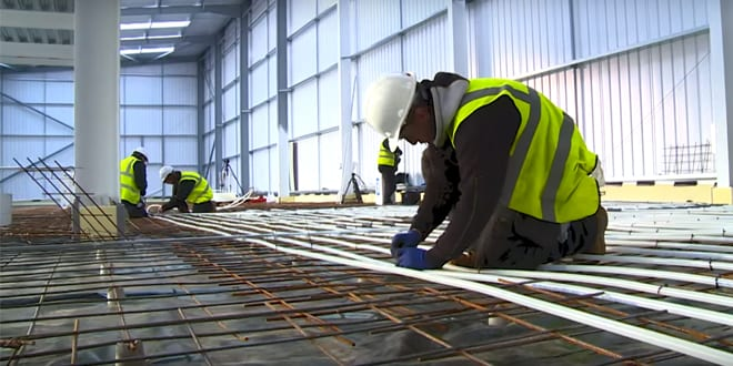 Popular - Why switching to underfloor heating will improve energy efficiency