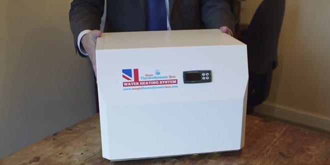 Popular - The Little Magic Thermodynamic Box gets MCS approval