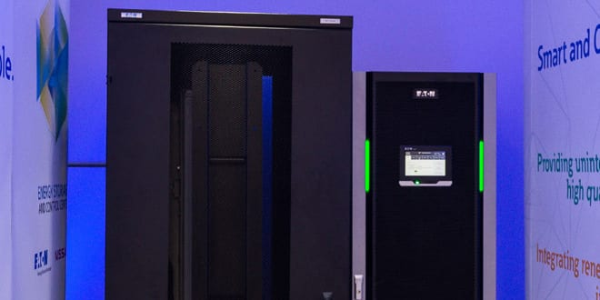 Popular - New energy storage unit from Eaton and Nissan