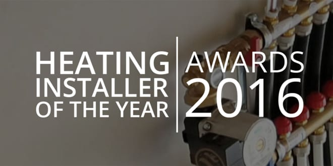 Popular - Are you the Heating Installer of the Year?