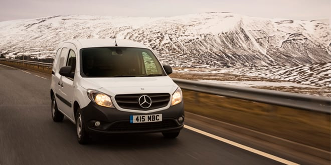 Popular - Mercedes-Benz Vans launches free Driver Safety Guide