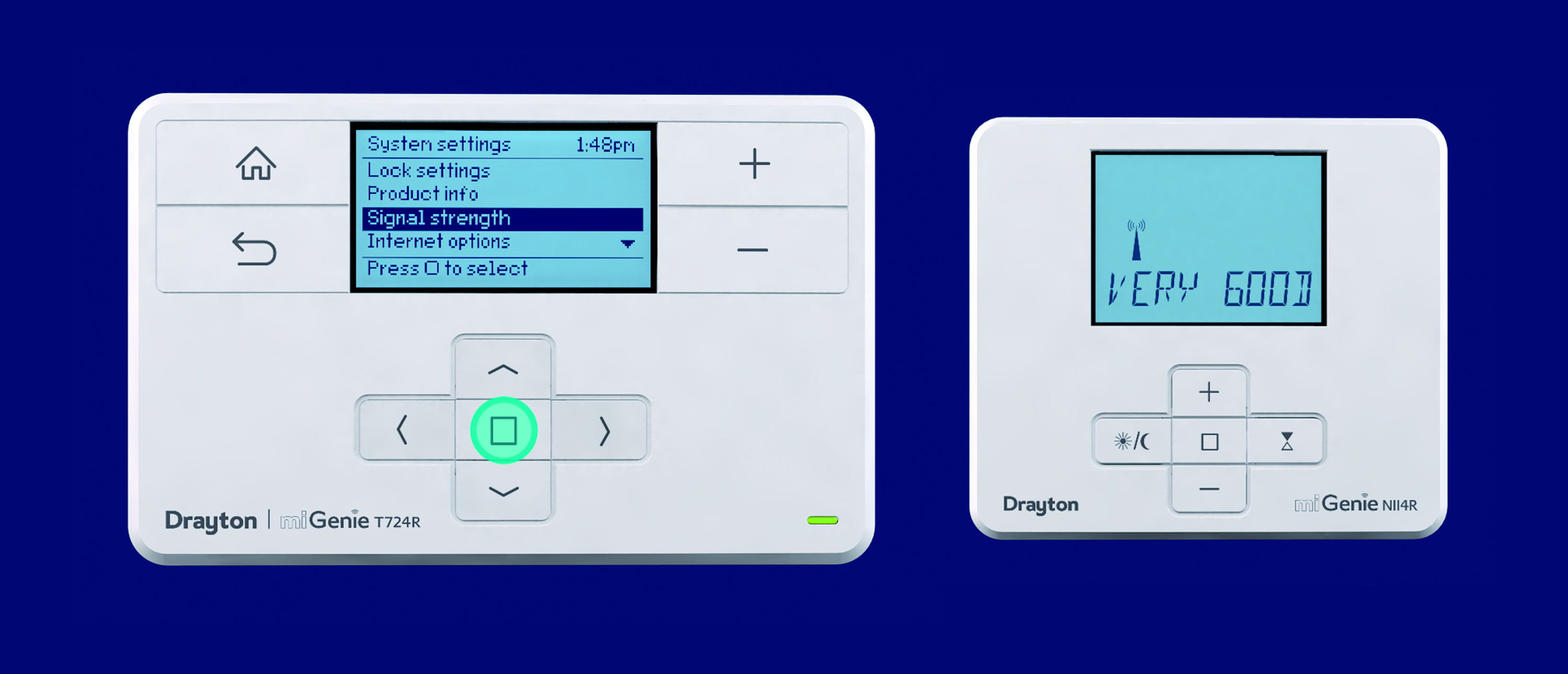How To Install Drayton Migenie Smart Heating Controls Installer Heater Controller Rs25245 Screen 3