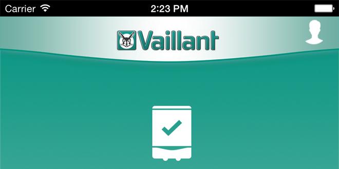 VAILLANT APP WEB