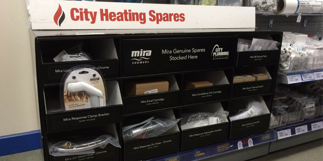 city heating spares