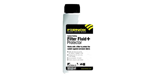 Popular - Fernox release new Filter Fluid+ Protector
