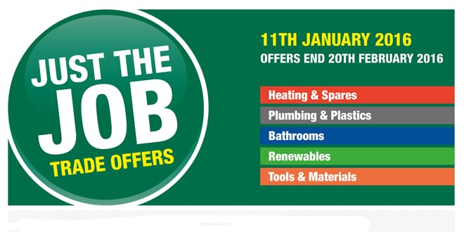 Popular - New 'Just the Job' trade offers from Graham