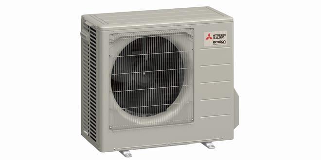 Popular - Mitsubishi Electric launches Ecodan QUHZ 4kW air source heat pump