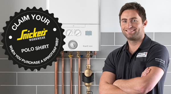 snickers polo spirotech