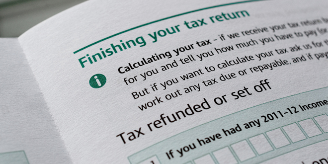tax return web
