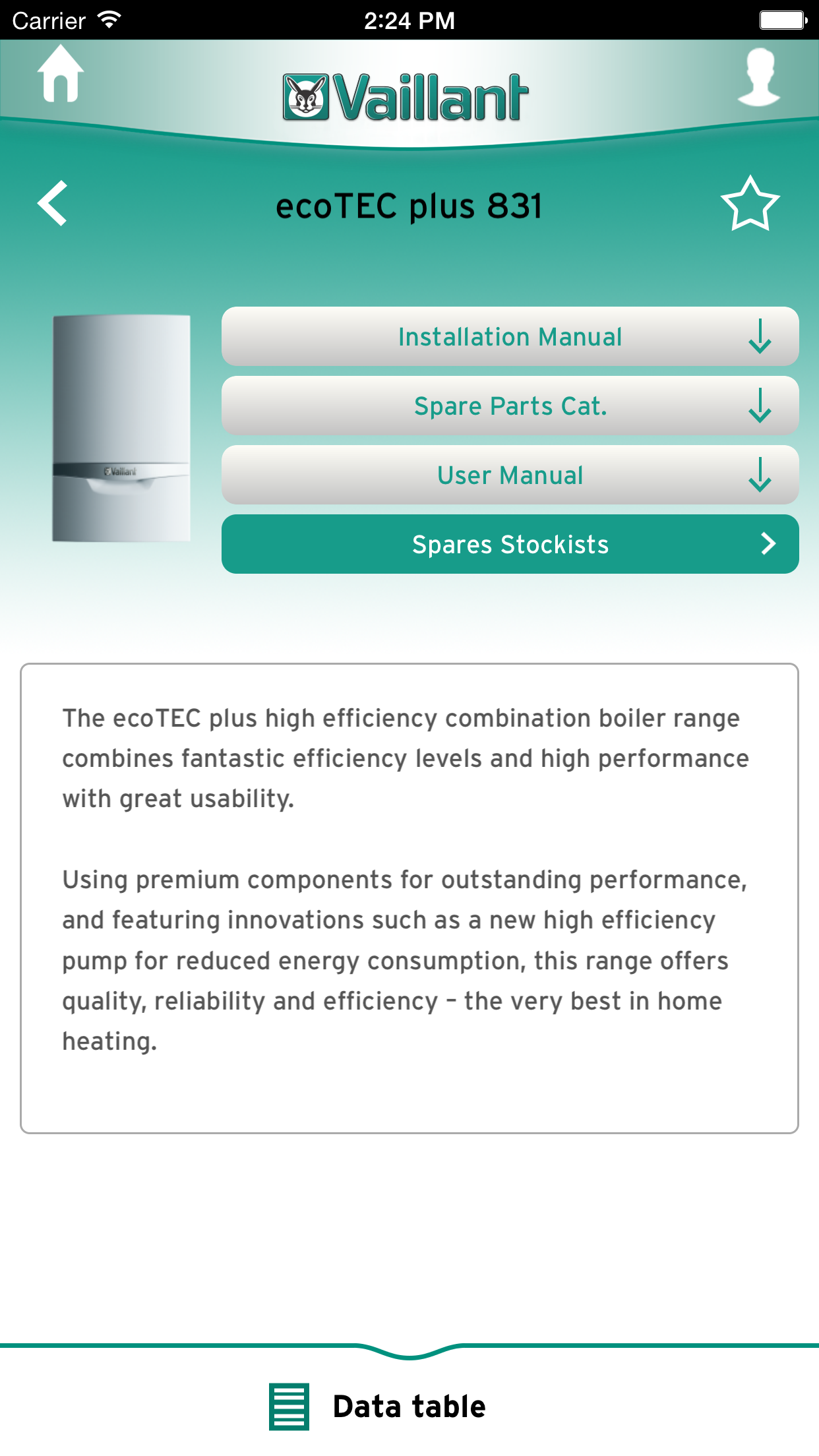 Vaillant masterTEC app now available on Android - Installer ...