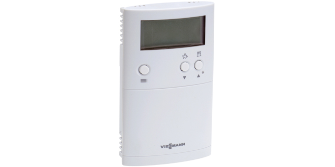 viessmann offering free remote control with vitodens 100 w. Black Bedroom Furniture Sets. Home Design Ideas