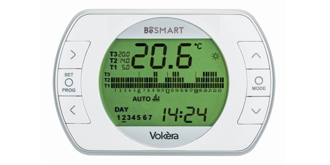 Vokra Launches New Besmart Wi Fi Enabled Thermostat Installer
